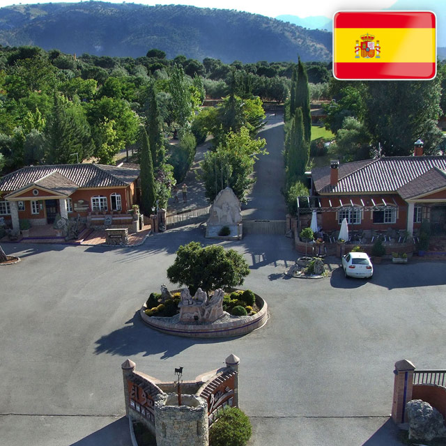 Spanish - Special Offer of Camping El Sur at Ronda PASS