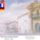 Menu in English, French and German - Offer from Restaurante Jerez